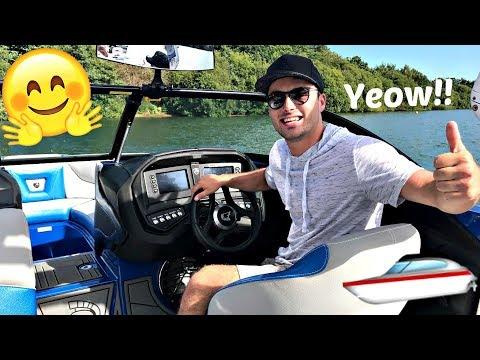 My New Boat Sponsorship!!