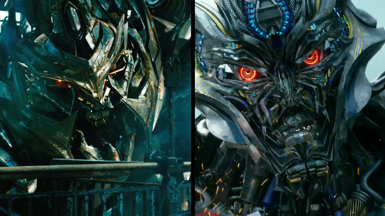 Transformers battle mashup quot forest battle quot and quot galvatron is online