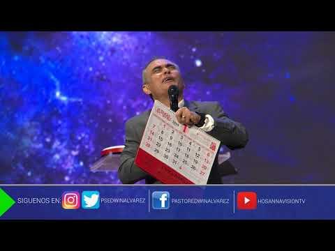Leyes del Tiempo – Pastor Edwin Alvarez | Febrero 18, 2018