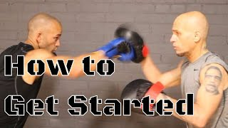 How to Get Started in Boxing