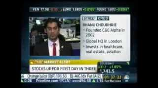 Mr. Bhanu Choudhrie, Squawk on The Street - CNBC