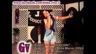 """GILDA """"CORAZON HERIDO"""" EDICION GILDA VIVE"""