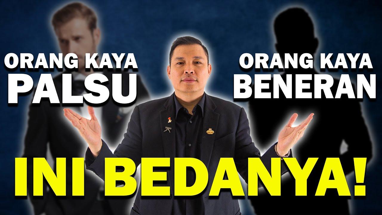 Orang Kaya Palsu vs kaya Beneran, INI BEDANYA! - YouTube