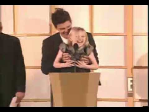 Orlando Bloom and Dakota Fanning