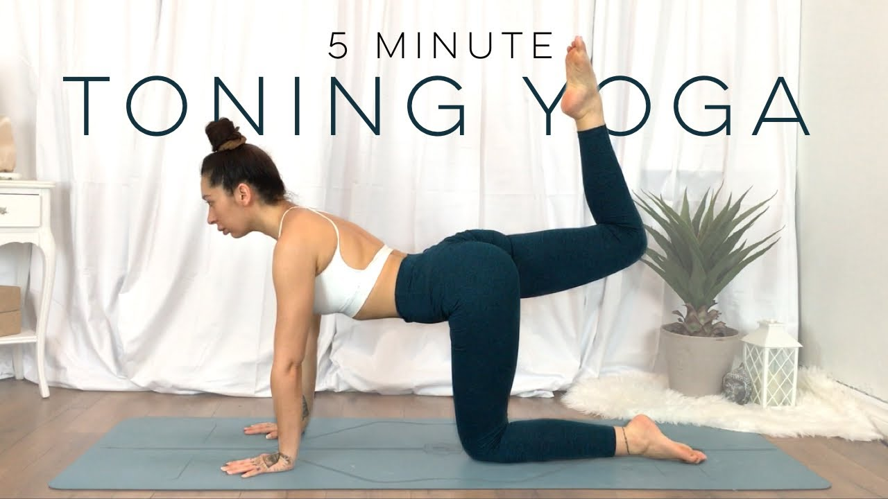 50 Minute Yoga WORKOUT For Toned Legs