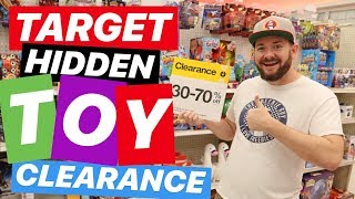 🛒 Target Hidden Clearance - Toys 30-70% Off!