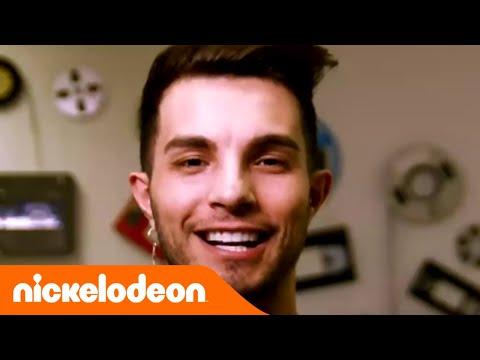 Spongebob | Marco Carta canta la sigla in italiano | Nickelodeon