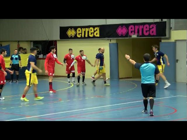 Serie A1M [13^]: Modena - Cingoli 22-34