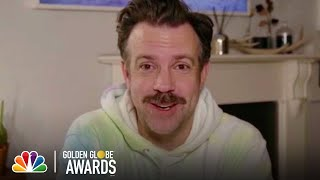 Jason Sudeikis: Best Actor in a TV Series, Musical or Comedy - 2021 Golden Globes