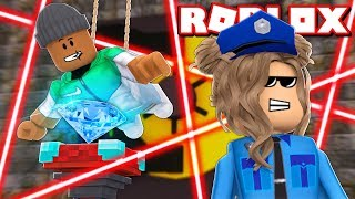 *NEW* CRAZY BANK HEIST OBBY IN ROBLOX (Extremely Hard)
