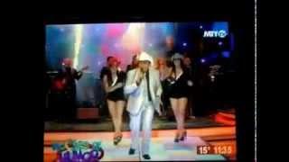 Freddy García (show Completo), Como Bailar Duranguense, Tribal Y El Baile Del Caballo (con Piero)