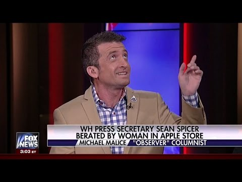 """Michael Malice on """"Red Eye"""" — March 14, 2017"""