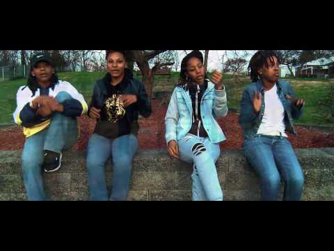S.T.F (Shakaunna & The Fam) - Riding (Official Video)   Dir. By @valentino.creations