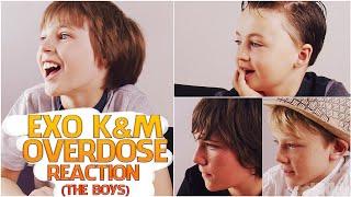 British Kids React to   EXO (K&M) 'Overdose' [The Boys]   ocUKids Kpop #5