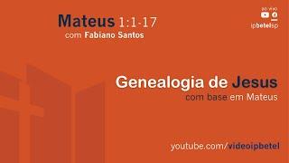Escola Bíblica Dominical | Rev. Fabiano Santos