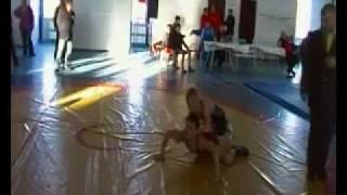 Соревнование по вольной борьбе Уяр 2011 год