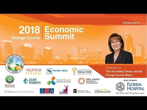 2018 Orange County Economic Summit