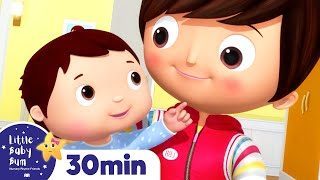Eyes, Ears, Mouth and Nose! | +More Nursery Rhymes & Kids Songs | ABCs and 123s | Little Baby Bum