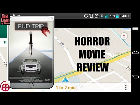 END TRIP  2018 Dean J. West  aka URYDE Uber Horror Movie
