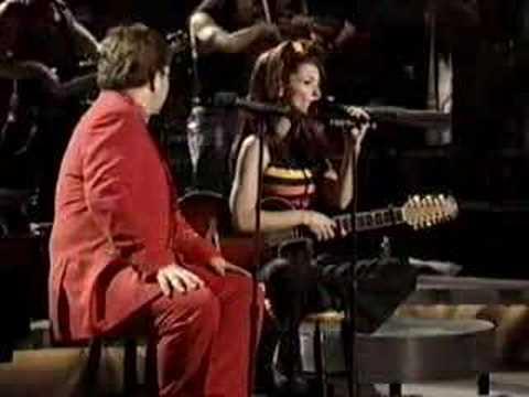 Shania Twain duet with Elton John