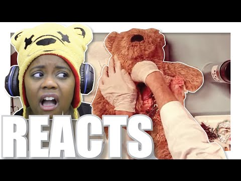 Teddy Has An Operation | From Cute To Sick | AyChristene Reacts