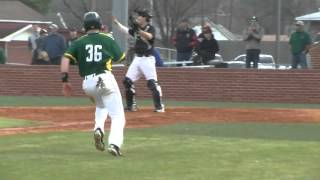 Tech Baseball vs. Missouri Western Highlights 2/7/16
