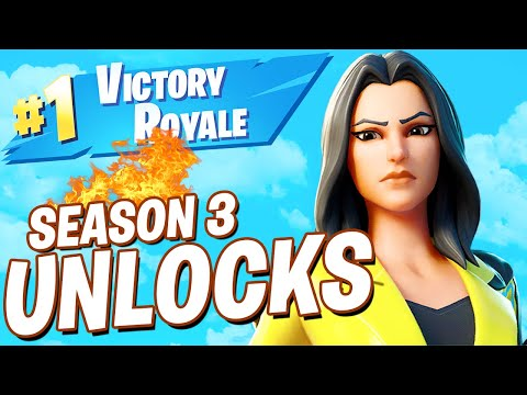 Season 3 Will Be AMAZING! (Fortnite Battle Royale)
