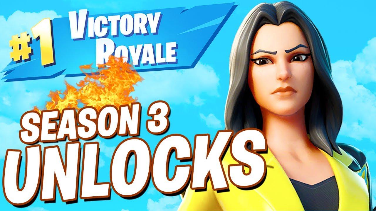 Season 3 Will Be AMAZING! (Fortnite Battle Royale)
