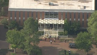 Suspect identified in UNC Charlotte shooting