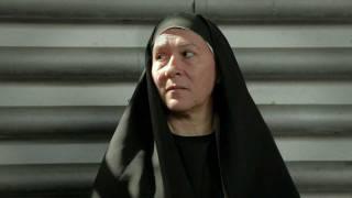 """Eva Mattes in """"EYJAFJALLAJÖKULL-TAM-TAM"""""""
