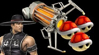 Top 10 Unconventional Game Weapons