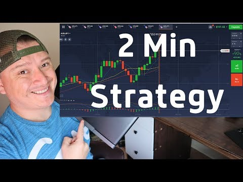 Best Binary Options Strategy 2019 – 2 Min Strategy Live Session!