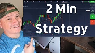 Best Binary Options Strategy 2019 - 2 Min Strategy Live Session!