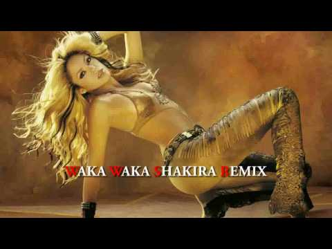 THE BEST REMIX Shakira  Waka Waka Esto es Africa WORLD CUP 2010  Marco Burani Mark Roland Dj