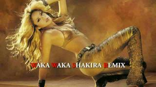 THE BEST REMIX Shakira - Waka Waka (Esto es Africa) WORLD CUP 2010 by Marco Burani (Mark Roland Dj)