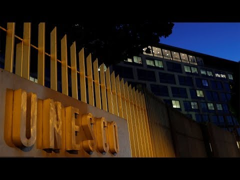 U.S. withdraws from UNESCO
