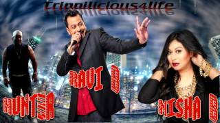 Hunter Ft. Ravi B & Nisha B - Ah Silly Slipper Song (Chutney/Soca 2015)