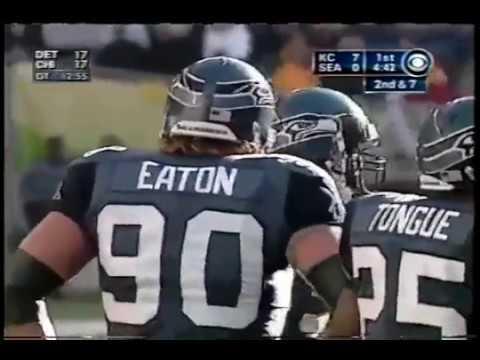 2002  Chiefs Seahawks