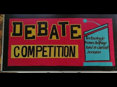 Best Debate Competition by Nisha Lamba of Grade - 6 from RPS Public School Dharuhera