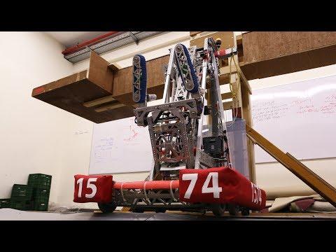 MisCar 1574 - FRC 2018 Robot Reveal