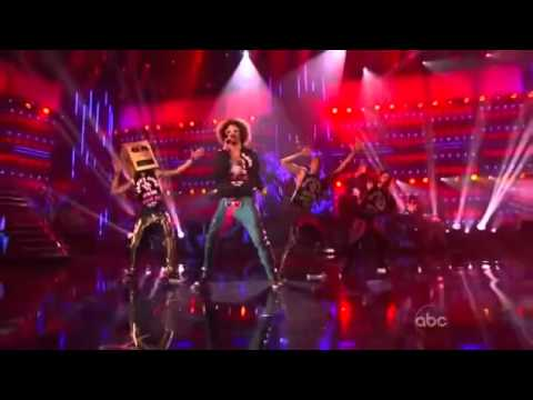 Party Rock anthem  Sexy and I Know It   LMFAO American Music Awards 2011