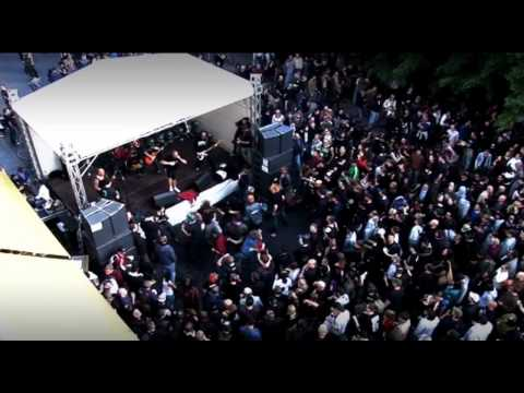 PUNISHABLE ACT - SICK - MYFEST BERLIN 2007 (OFFICIAL HD VERSION)