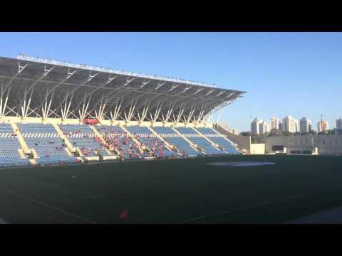 HaMoshava Stadium - Petah Tikva