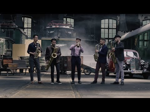 Harry Potter Theme (saxophone version)