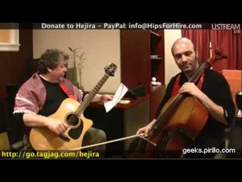 House Concert Series: Hejira