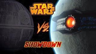Star Wars Showdown - Episode 1 - Death Star vs Starkiller Base