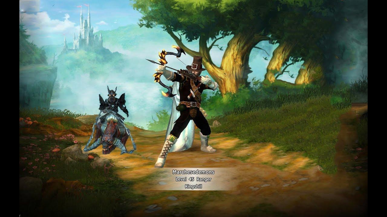 Drakensang Online- Episode 16 PVP arena (Ranger Time ...  Drakensang Onli...