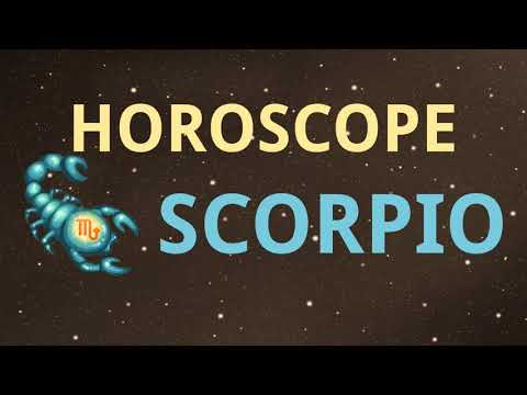 #scorpio Horoscope December 14, 2017 Daily Love, Personal Life, Money Career