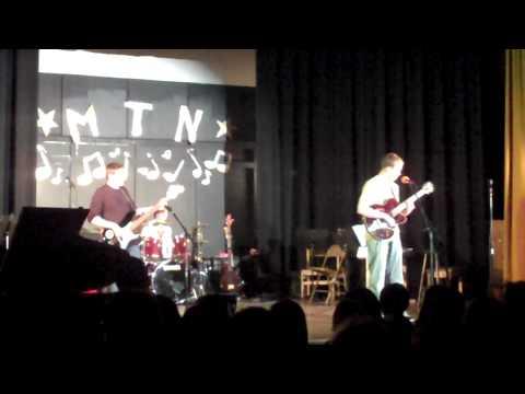 Creep at Boston Latin Academy's Music Talent Night