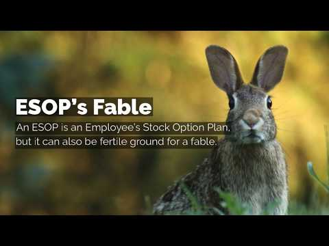 ESOP's Fable